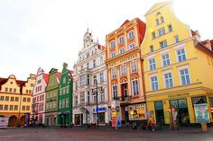 Rostock, Germany-Where I am going in May