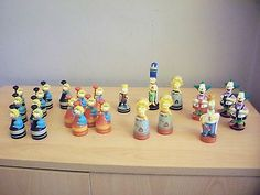 Board game #spares #chess piece pieces the simpsons 3-d #board game figure,  View more on the LINK: http://www.zeppy.io/product/gb/2/360656923458/
