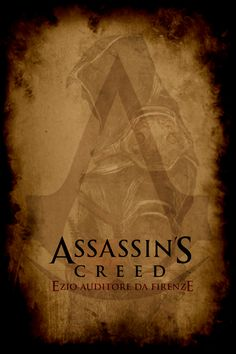 Assassin's Creed Ezio Auditore Poster by KanomBRAVO.deviantart.com on @deviantART