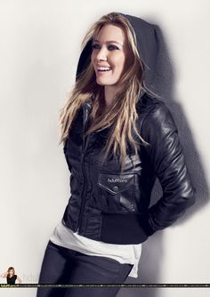 Cute leather Moto jacket. From the creator of Sex and The City, 'Younger' stars Sutton Foster, Hilary Duff, Debi Mazar, Miriam Shor and Nico Tortorella. Discover full episodes at http://www.tvland.com/shows/younger.