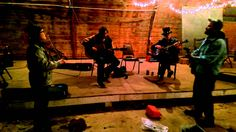 1 am at the Party Barn, Kremlin Oklahoma with Casey and Minna, Billy Beck and Dallas Morris.