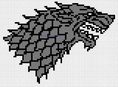 game of thrones pixel art - Google Search