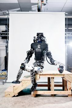 Will These Robots Save the World?   GQ