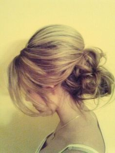 Up-do idea for sissy's wedding!