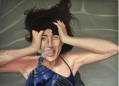Ayça Yücedağ, 140x100cm, Tuval üzerine yağlıboya, 2012