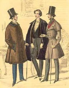 victorian fashion men - Google Search