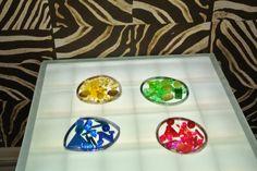 stolik podświetlany - zbiory kolory