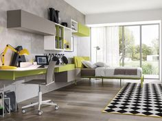 Teenage bedroom Z333 by Zalf