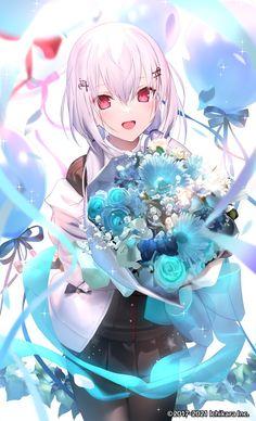 Manga Girl, Anime Girl Pink, Cool Anime Girl, Cute Anime Pics, Beautiful Anime Girl, Kawaii Anime Girl, Anime Girls, Anime Angel, All Anime