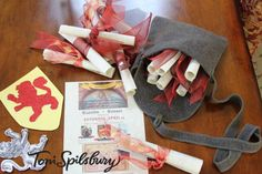Narnia Party Invitations