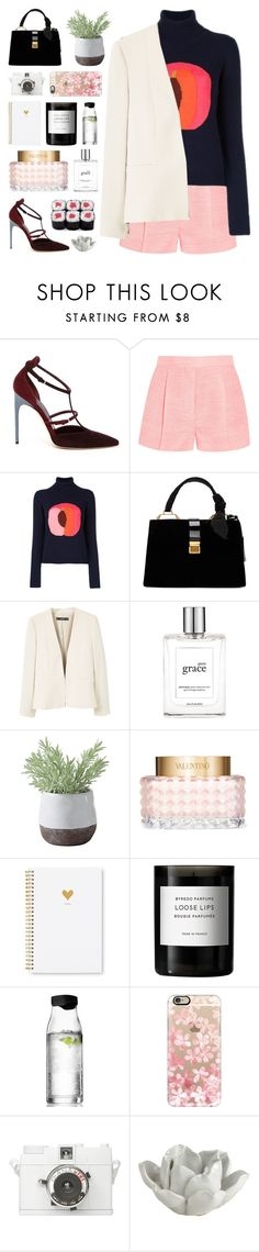"""IT'S MY BIRTHDAY TODAY 🌸 jan-14"" by paradiselemonade ❤ liked on Polyvore featuring Brian Atwood, STELLA McCARTNEY, Paul Smith, Miu Miu, MANGO, philosophy, Torre & Tagus, Valentino, Sugar Paper and Byredo"