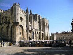 Palácio dos Papas - Avignon