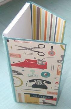 Cellphone and Communication Bullet Journal Books, Book Journal, Handmade Journals, Handmade Books, Mini Albums Scrap, Diy Notebook, Book Binding, Scrapbook Albums, Book Making