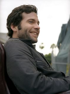 Eoin Bailey - August on Once Upon a Time, looking a lot like Paul Rudd here