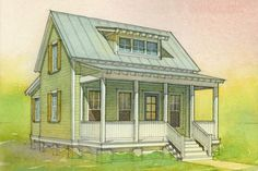Plan #514-10 - Houseplans.com
