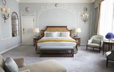 Claridges royal suite Bedroom1