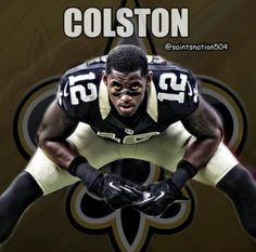 Saints Marques Colston