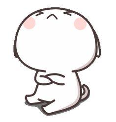 Cute Anime Cat, Cute Bunny Cartoon, Cute Kawaii Animals, Cute Couple Cartoon, Cute Cartoon Pictures, Cute Love Pictures, Cute Love Cartoons, Cute Cat Gif, Cute Bear Drawings