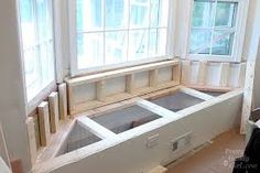Diy Window Seat Google Search Storage Seats Bay Seating