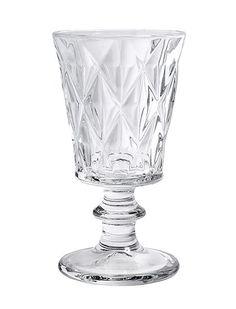 Schönes Rotweinglas, aus geschliffenem Glas, von Nordal.  Weitere schöne Produkte von NORDAL zum Thema Aus Glas finden Sie hier.   Stöbern Sie in unserer Kategorie Küche und lassen Sie sich inspirieren.