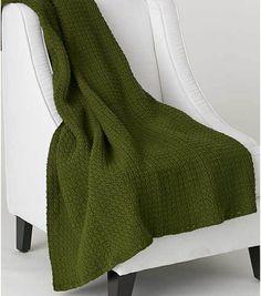 Crochet Blanket | FREE Crochet Blanket Pattern from @joannstores