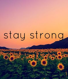 stay strong  Poster | proelia | Keep Calm-o-Matic
