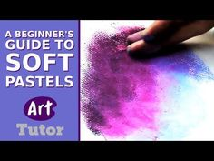 A Beginner's Guide to Soft Pastels - YouTube #PastelDrawings