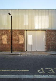 Gallery of Anish Kapoor Studios II, III, IV, V, VI & VII / Caseyfierro Architects - 9