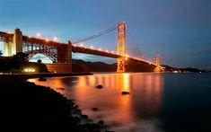 Golden Gate Bridge - 75 years old today