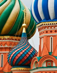 St. Basil's Cathedral - Moscow, Russia | Incredible Pictures