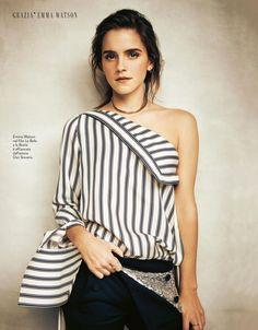 Emma Watson  #EmmaWatson Grazia Italia N12 March 9th 2017 Celebstills E Emma Watson
