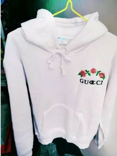 9b3e00ee3bf NEW Gucci X Champion Hoodie Rare Design by Ava Nurui FREE SHIPPING Medium M   fashion  clothing  shoes  accessories  mensclothing  activewear (ebay link)