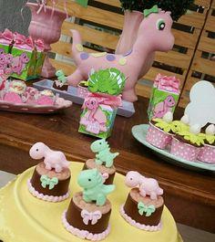 Dinasour Birthday, Girl Dinosaur Birthday, Dinosaur Birthday Invitations, 2nd Birthday Party Themes, Baby Girl Birthday, Dinosaur Party, 3rd Birthday, Birthday Ideas, Cake Pink
