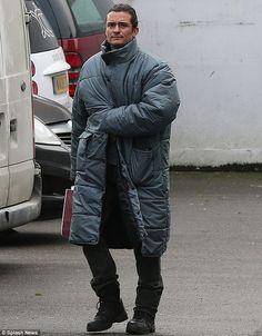 Thranduil, Orlando Bloom, Hobbit, Bomber Jacket, Winter Jackets, Coats, Men, Fashion, Winter Coats