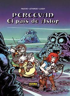 PERCEVAN 04. EL PA�S DE ASLOR