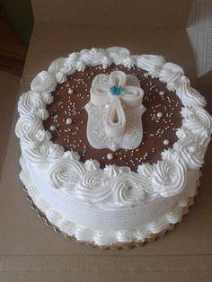 Csokoládė torta keresztelőre