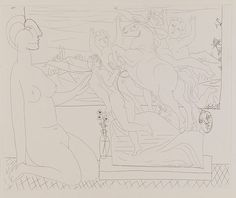 Picasso's prints: exclusive look at the Vollard Suite – in pictures | Art and design | The Guardian
