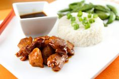 Soy Sauce Chicken, sweet, salty, savory and best served over rice