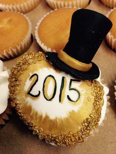 Happy New Years Cupcake Class