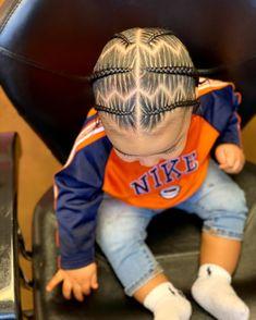 Cornrow Hairstyles For Men, Little Boy Hairstyles, Black Kids Hairstyles, Children Hairstyles, Braid Styles For Men, Hair Ponytail Styles, Hair Styles, Braids For Boys, Toddler Hair