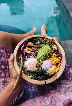Mermaid Bowls — Elsa's Wholesome Life - Mermaid Bowls — Elsa's Wholesome Life - Smoothies, Smoothie Bowl, Paleo, Keto, Healthy Eating Habits, Clean Eating Snacks, Healthy Food, Vegetarian Food, Mermaid Bowl