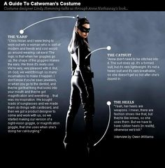Toyriffic: Catwoman Purrrsday :: Inside the Catsuit