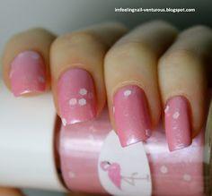 """Flamingo"" by I'm Feeling Nail-Venturous"