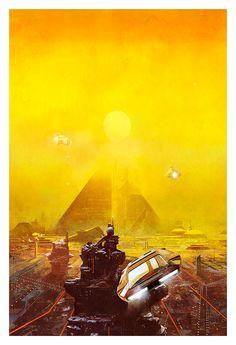 mordicaifeed: Blade Runner by Dan McPharlin
