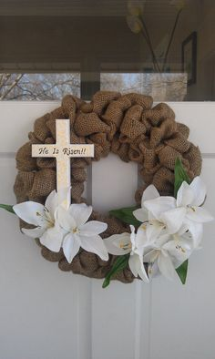 Custom wreathfor Dawn T. Only by just4theloveofit on Etsy, $30.00