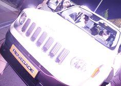 Motor rock party per Jeep renegade @ mirafiori motor village Torino