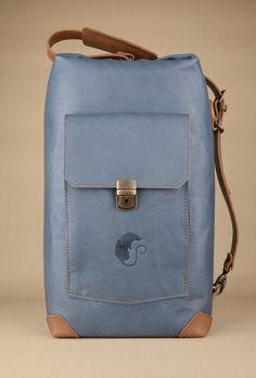 Weekend Bag by Pickpocket - Pickpocket Bags - Leather Bag, Travel Bag.  http://pickpocketbags.net/
