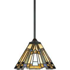 Quoizel Inglenook 1 Light Mini Pendant