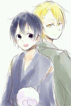 Fukigen na Mononokean - Ashiya & Abeno