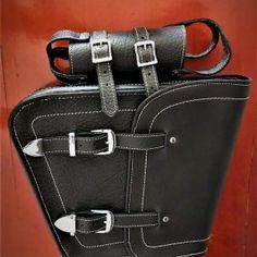 95e9131346 Les 19 meilleures images de Sacoche moto | Leather craft, Leather ...